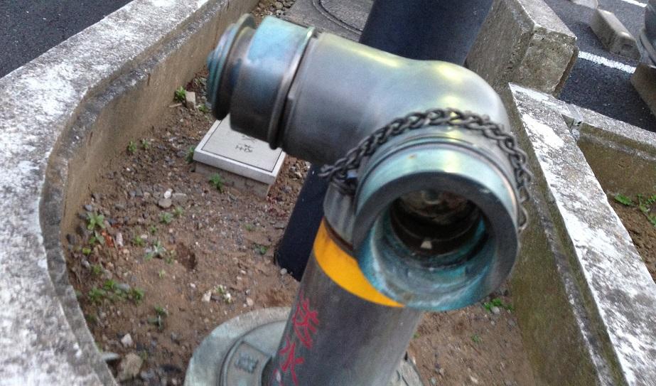 連結送水管劣化