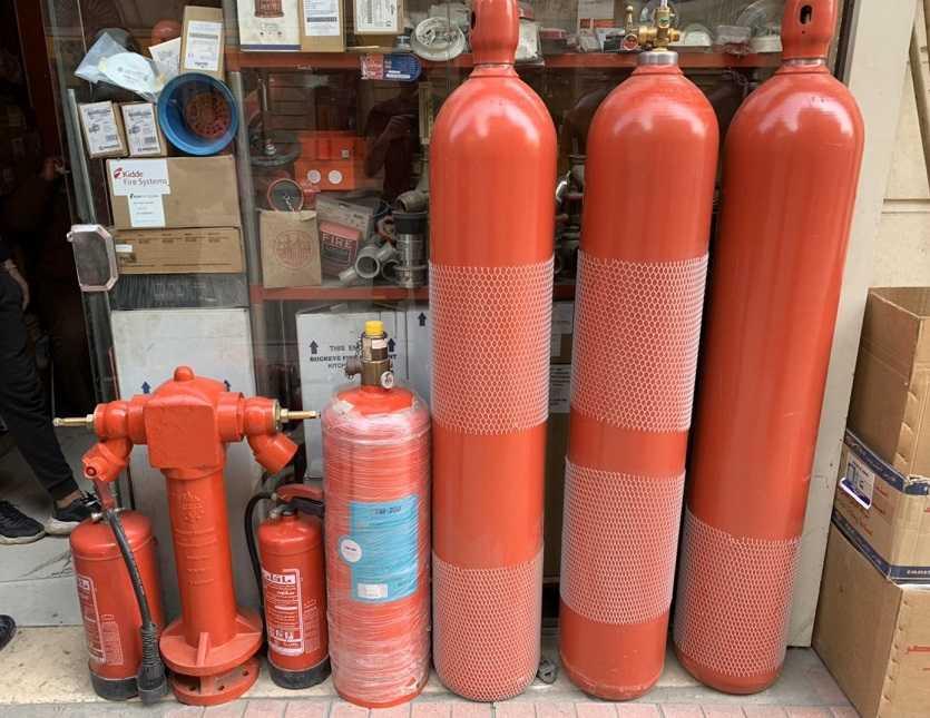 消火設備薬剤