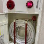 補助散水栓と消火栓の違いと使い方