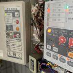 防火設備の連動制御盤と3種煙感知器について