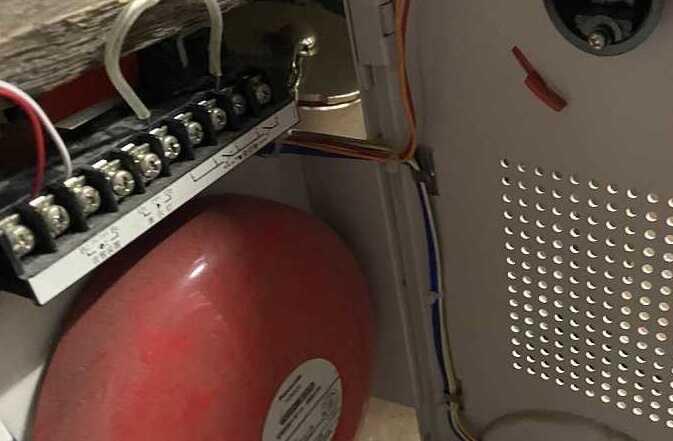火災受信機の警戒は感知器ごとに