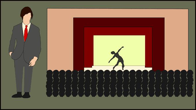 1項イ、劇場