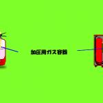 乙6を取得しよう⑯安全栓・使用済表示⑰携帯運搬装置・安全弁・加圧用ガス容器