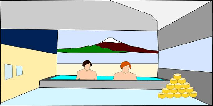 9項ロ、一般浴場