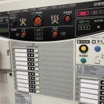 非常放送設備の紹介・アンプ実機による作動内容と使い方