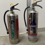 サーバー室に適した純水ベースの消火器【粉末・二酸化炭素との比較】