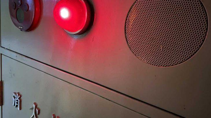 レトロな消火栓