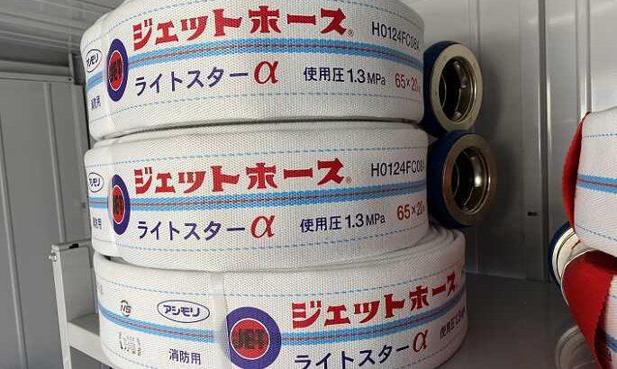 屋内消火栓の種類と性能の違いについて【1号・易操作性1号・2号・広範囲型2号・パッケージ型】